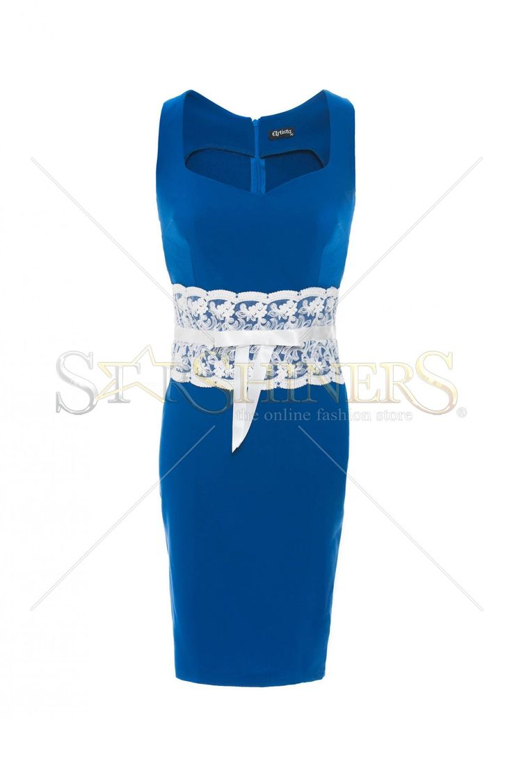 Artista Unfogetable Grace DarkBlue Dress