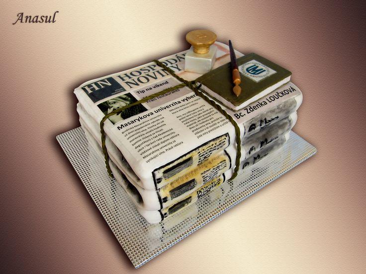 noviny v balíku