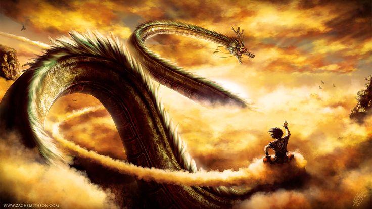 Anime Dragon Ball Z  Wallpaper