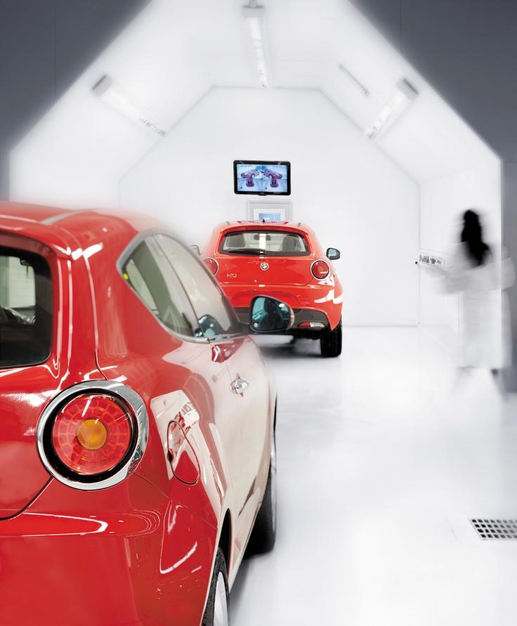 Fiat Mirafiori - Area ICP