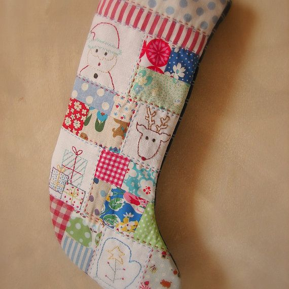 embroidered christmas stockings best 25 embroidered ideas on 29038