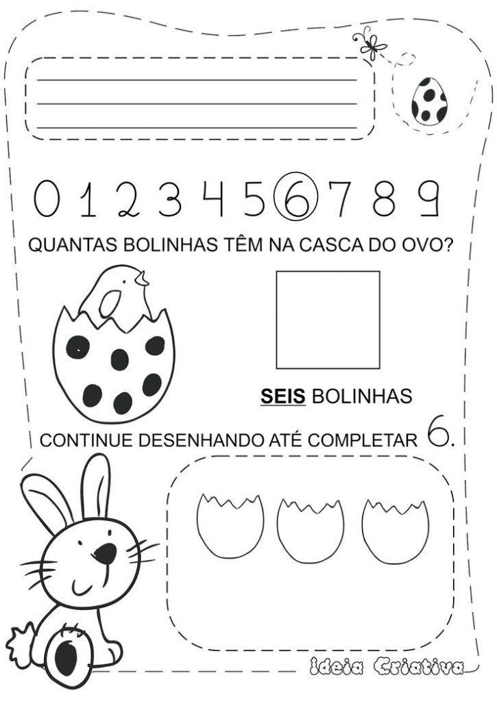 Atividades Para Educacao Infantil Pascoa Atividades Para