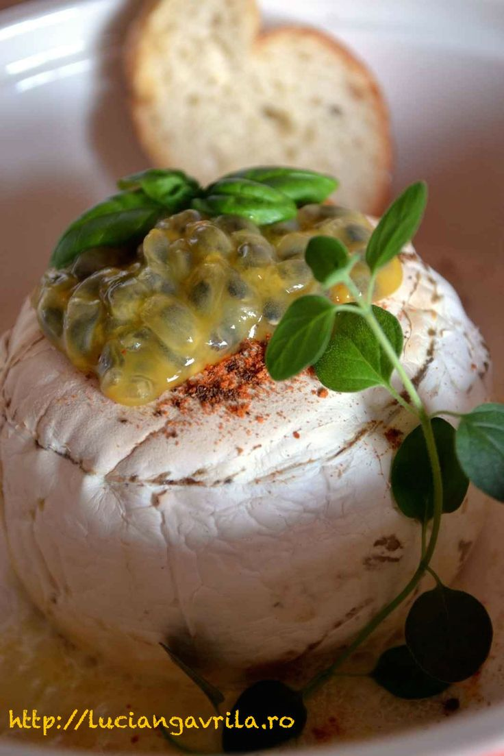 Baked Cambozola Cheese