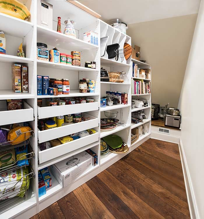 Best Narrow Pantry With Pull Out Pantry Shelves Pantry 400 x 300