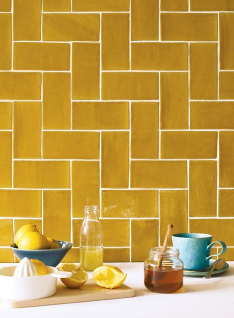 25 best yellow tile ideas on pinterest yellow bath inspiration diy yellow bathrooms and yellow bathroom interior