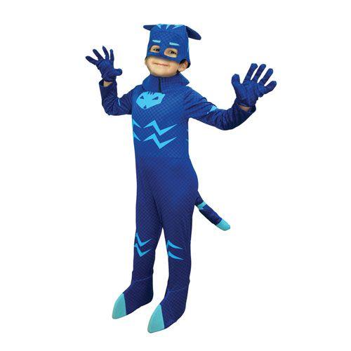 Μπλε Τερατάκι αποκριάτικη στολή