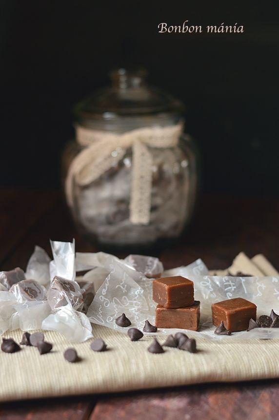 Bonbon mánia: Csokoládés sós karamella