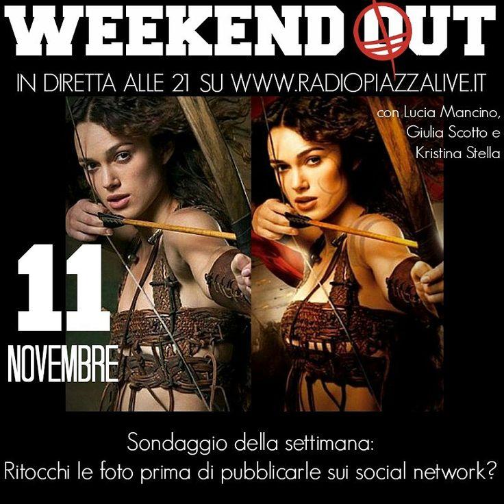 #rpl #webradio #montediprocida #weekendout #radiopiazzalive