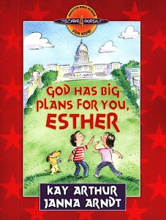 Kay Arthur, Inductive Bible Studies for Children - The Book of Esther