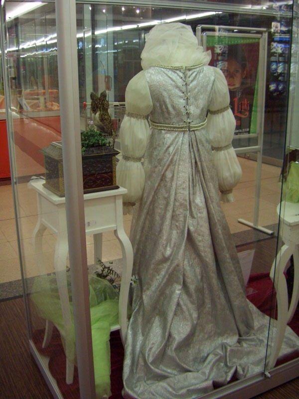 Платье как у золушки из три орешка для золушки