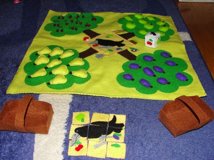 NitaFeltThings: Gyümölcsöskert: kezdődhet a játék :)
