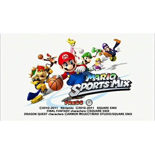 Mario Sports Mix - Nintendo Wii U - Digital Download