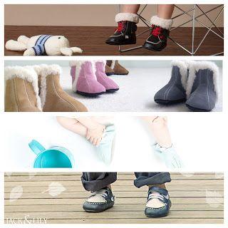 V pavučině: Výrobci/značky barefoot obuvi
