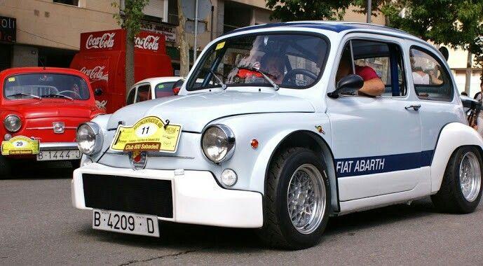 Fiat 600 (Abarth)