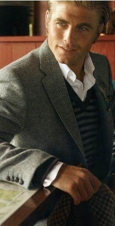 Trent Kalamack (The Hollows series) - Danny Smith