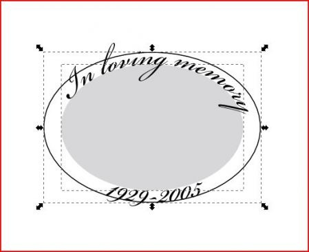 Heather has an easy to follow tutorial to show how you can place text around circles and ovals. Uses Inkscape.