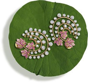 Tanishq Jewellery Online Niloufer Collection Earring 6 Indian Jewelry In 2018 Pinterest And Earrings