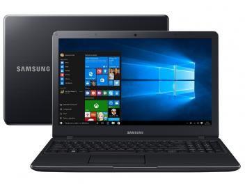 """Notebook Samsung Essentials E34 Intel Core i3 - 4GB 1TB LED 15,6"""" Full HD Windows 10  R$ 1.849,00 em até 10x de R$ 184,90 sem juros no cartão de crédito"""