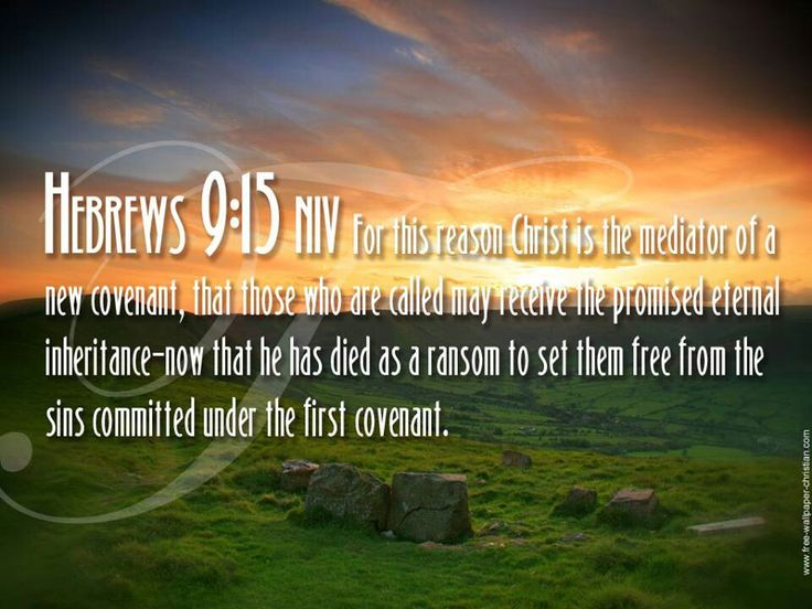 Christ Jesus is our mediator!