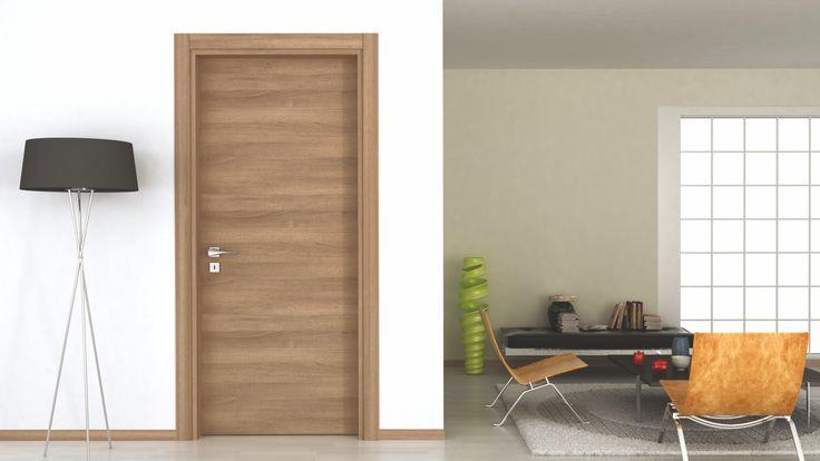 Model: NT2100 Renk: İtalyan Ceviz  #door #doors #interiordoors #natural #bakisdoor #kapı