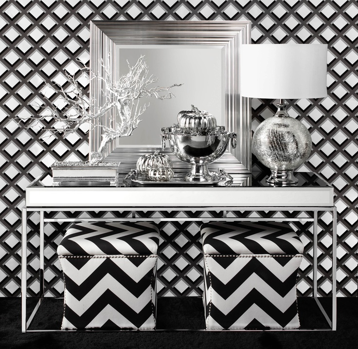 374 Best Images About Decor Ideas Reflective Surfaces On