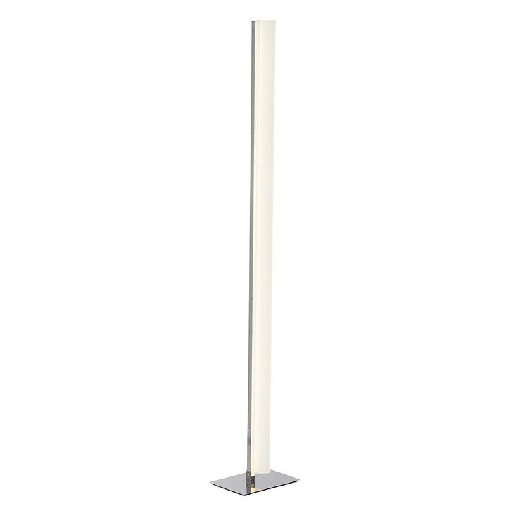 Brilliant Leuchten Delta II LED Standleuchte chrom Jetzt bestellen unter: https://moebel.ladendirekt.de/lampen/stehlampen/standleuchten/?uid=0e029a0a-c599-503c-99c4-2ac7f5001060&utm_source=pinterest&utm_medium=pin&utm_campaign=boards #stehlampen #leuchten #lampen