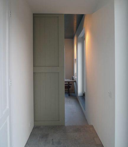 + ( sliding door )