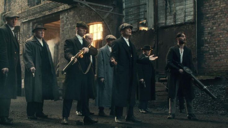 Vintage Boots Shoes worn by Thomas Shelby (Cillian Murphy) as seen in Peaky Blin…