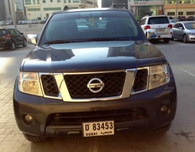 Nissan Pathfinder, 2010, Gray, 266 HP, SE/AT, 4.0L/V6 | Car Ads - AutoDeal.ae