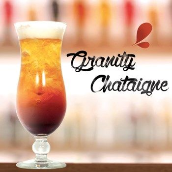 Beertime Cocktail Granity Chataigne 1664