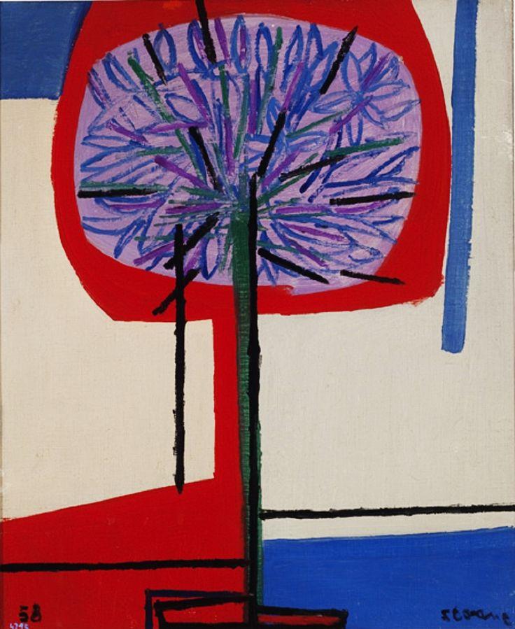 El árbol (1958) Luis Seoane
