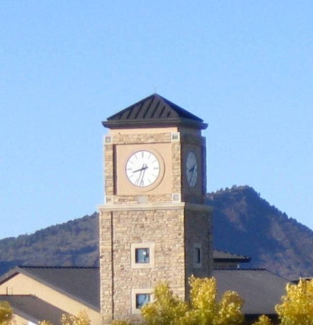 Fort Lewis College admissions profile!