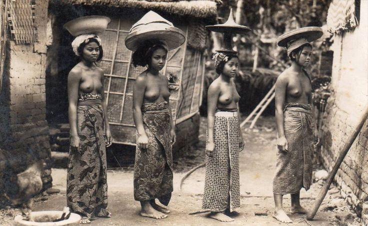 Bali circa 1910