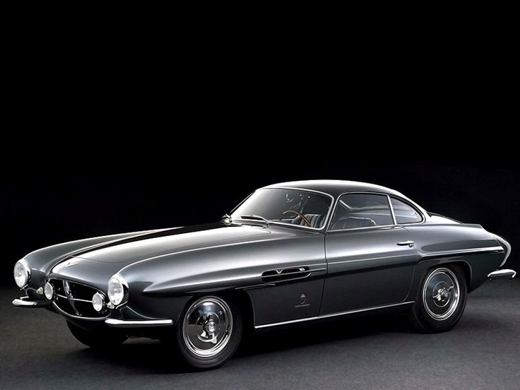 1953 FIAT 8V SUPERSONIC COUPE - by Carrozzeria Ghia of Turin