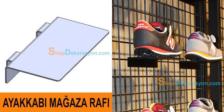 ayakkabı mağazası rafı kml805 2