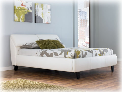 Ashley Furniture B852 Jansey Upholstered Qn Bed 599