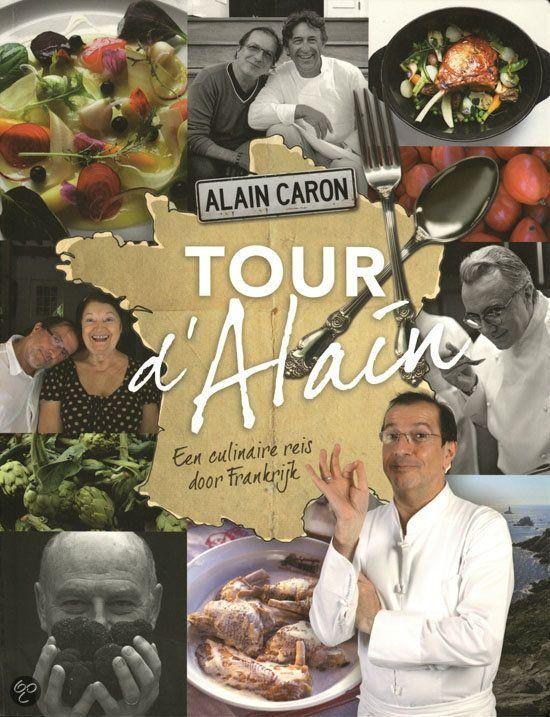 Tour d'Alain, door Alan Caron