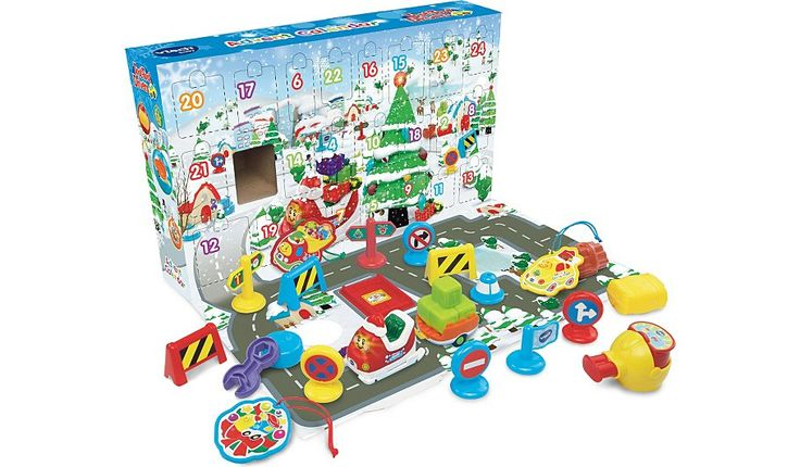 Vtech Toot-Toot Drivers Advent Calendar, read reviews and buy online at George at ASDA. Shop from our latest range in Kids. Countdown to Christmas with the T...