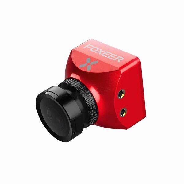 Foxeer Predator Mini 1.8mm/2.5mm 1000TVL/20mS Latency 4:3 SuperWDRFunction FPV Camera w/ OSD