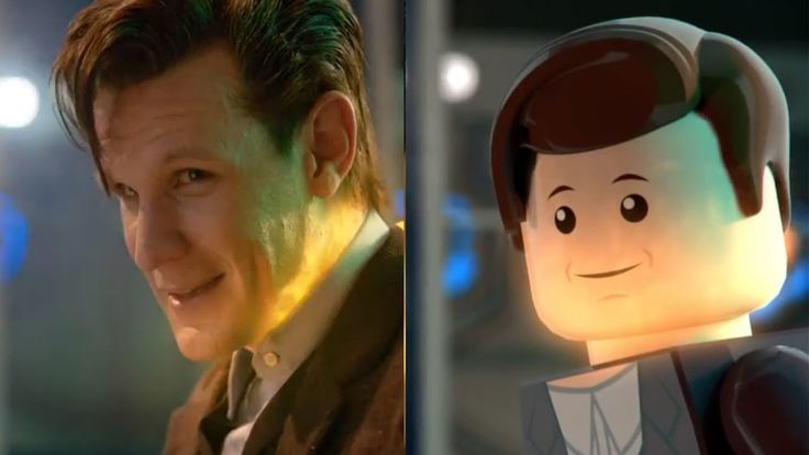 Dr Who 11th regeneration Lego https://youtu.be/bCFlpcbutxM