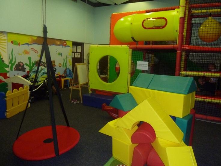 Dětský koutek. / Children playground.