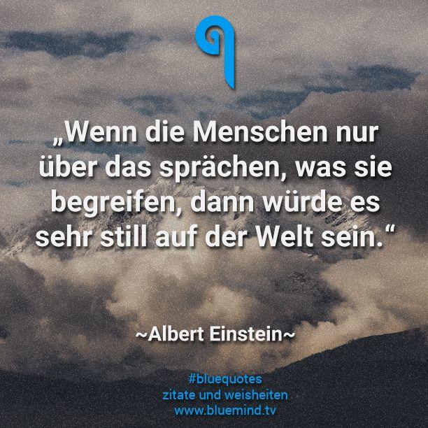 Kluge Sprüche von Albert Einstein 3