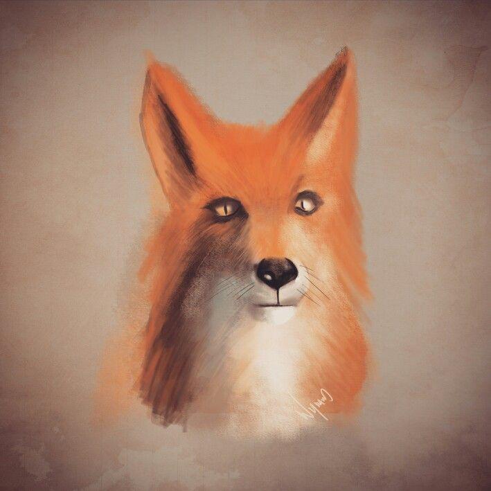 Followed a tutorial on the little fox