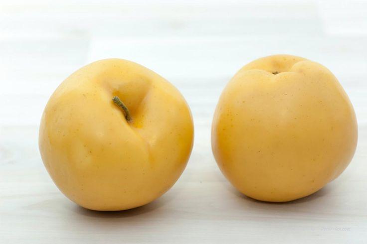 Яблоко муляж желто-зеленое.