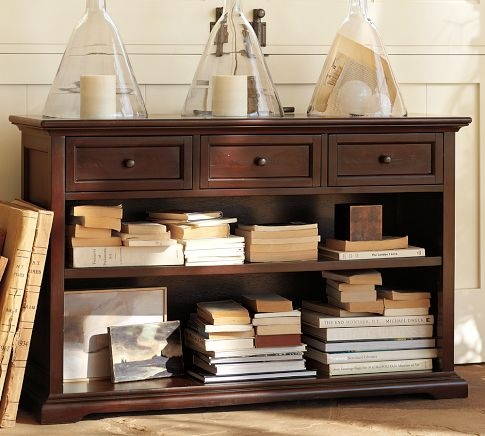 interestingPotterybarn, Hudson Consoles, Entry Tables, Entryway Storage, Consoles Tables, Living Room, Master Bedrooms, Console Tables, Pottery Barns