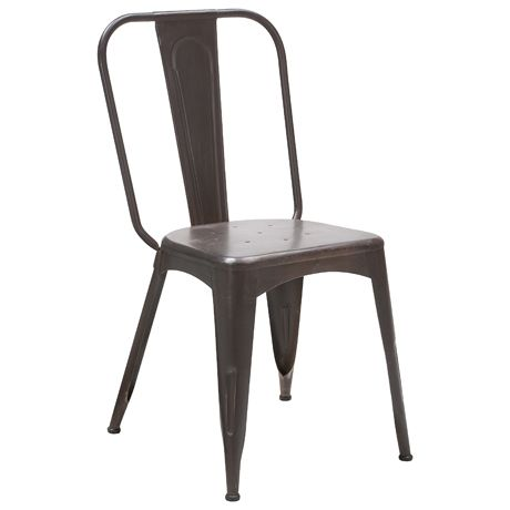 Laurent Dining Chair | Freedom Furniture and Homewares indusrial dining room chairs