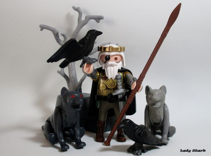 Happy Odin's day!!