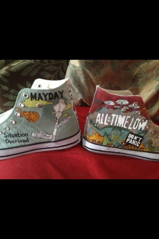 I want the ATL ones!!