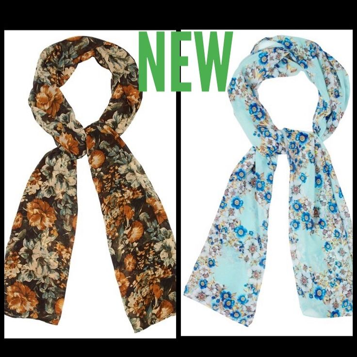 TEN New Divinity Collection Printed Chiffon Hijabs available online this week :)