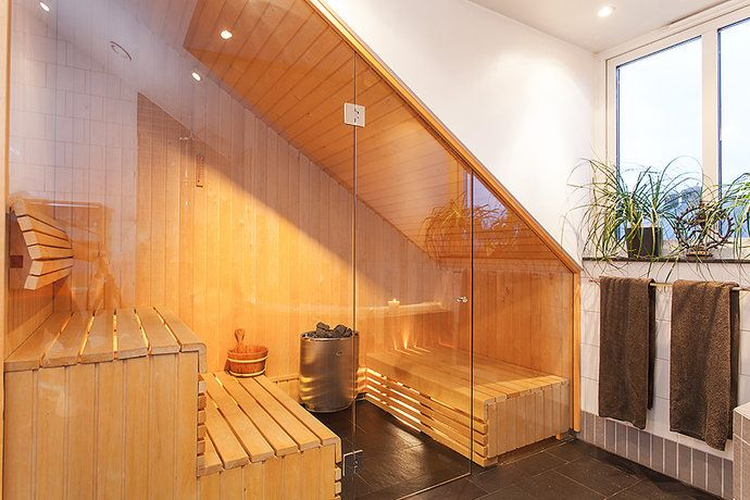 Sauna solution